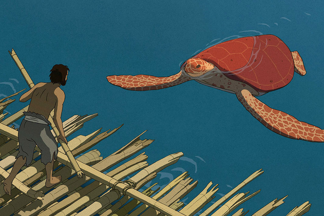 La Tartaruga Rossa | La Tortue Rouge