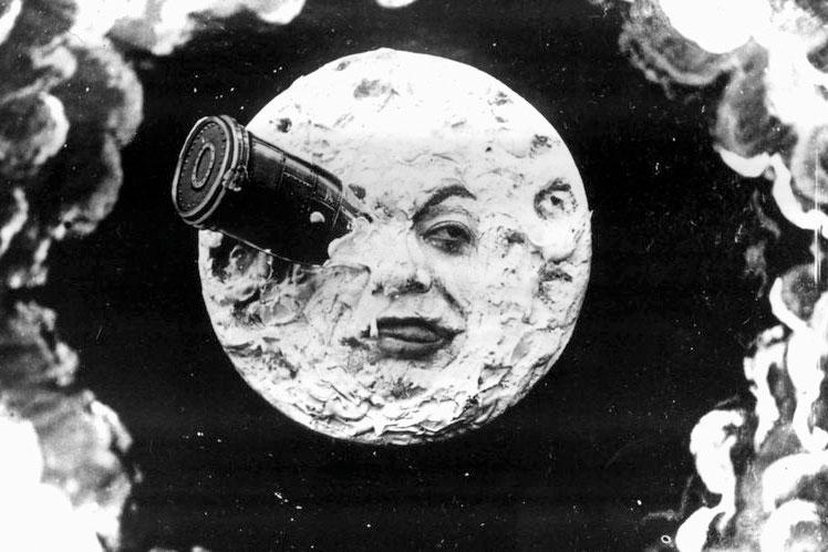 Le Voyage dans la Lune – Viaggio nella Luna
