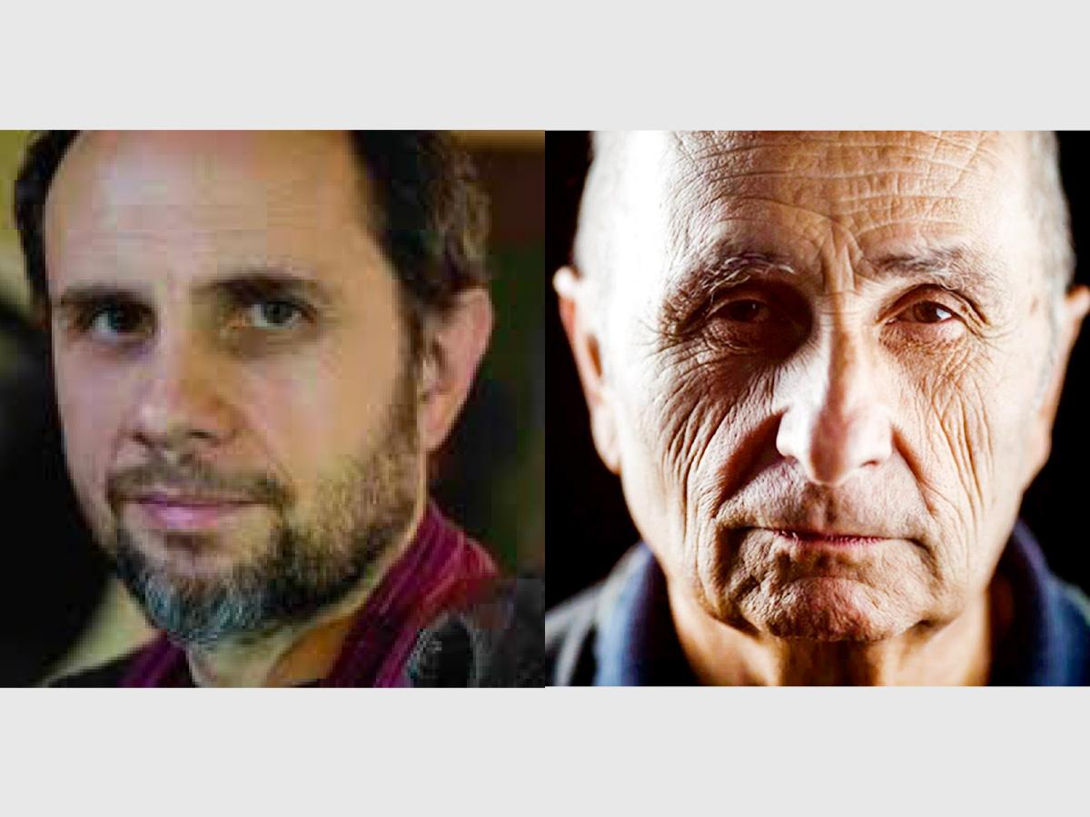 Incontri con gli autori in pillole:  Franco Piavoli e Mario Piavoli