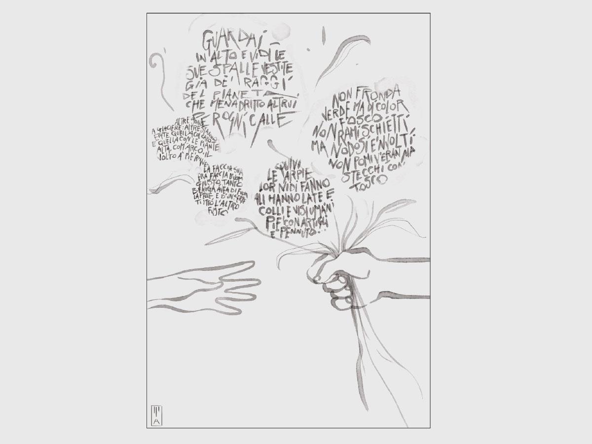 Dante 700 | Del visibile parlare